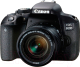Зеркальный фотоаппарат Canon EOS 800D Kit 18-55mm IS STM (1895C019AA) -
