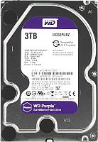 Жесткий диск Western Digital 3TB Purple (WD30PURZ) -