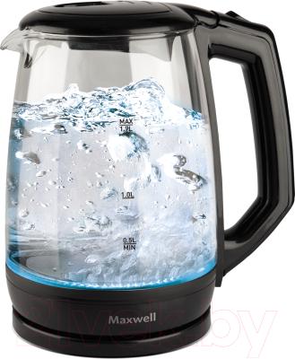 Электрочайник Maxwell MW-1076 TR