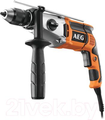 Профессиональная дрель AEG Powertools SB2E 1100 RV (4935447375)