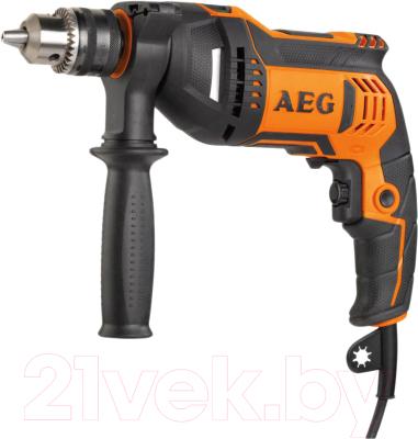 Профессиональная дрель AEG Powertools SBE 630 RV (4935459406)