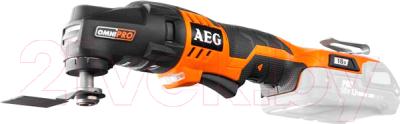 Многофункциональный инструмент AEG Powertools OMNI 18C 0-KIT1X (4935446706)