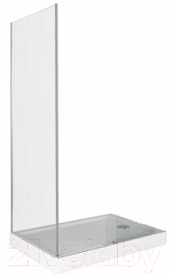 Душевая стенка Good Door Galaxy SP-80-C-CH
