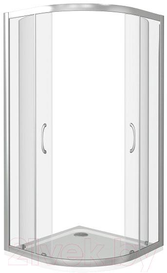 Душевой уголок Good Door, Latte R-100-C-WE, Россия  - купить со скидкой