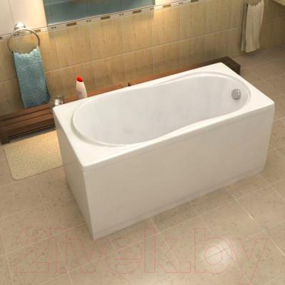 Ванна акриловая BAS Лима Плюс 130x70