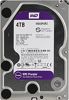 Жесткий диск Western Digital 4Tb Purple (WD40PURZ) -