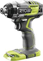 Аккумуляторный шуруповерт Ryobi R18IDBL-0 (5133002662) -