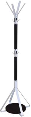 Вешалка для одежды Halmar W55 (белый/черный)