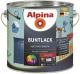 Эмаль Alpina Buntlack глянцевая. База 3 (2.13л) -