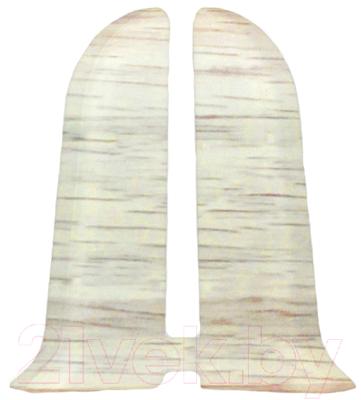 Заглушка для плинтуса Ideal Комфорт 263 Клен северный (2шт)