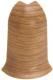 Уголок для плинтуса Ideal Комфорт 272 Сосна золотистая (наружный) -
