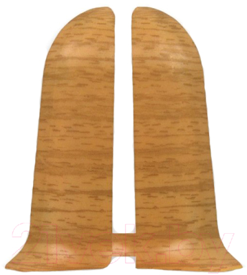 Заглушка для плинтуса Ideal Комфорт 272 Сосна золотистая (2шт)