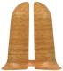 Заглушка для плинтуса Ideal Комфорт 272 Сосна золотистая (2шт) -