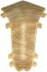 Уголок для плинтуса Ideal Комфорт 204 Дуб имперски (внутренний) -