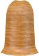 Уголок для плинтуса Ideal Комфорт 201 Дуб наружный -