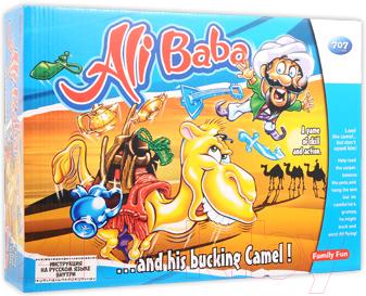Настольная игра Mazari Али-Баба и вредный верблюд / М-707-6