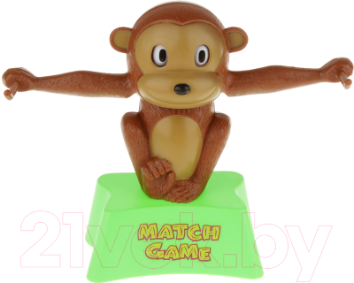 Развивающая игрушка Mazari Обезьянка с бананами / М-707-27