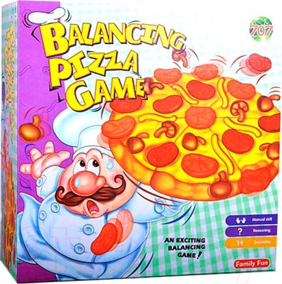 Настольная игра Mazari Пицца-Мания / М-707-45