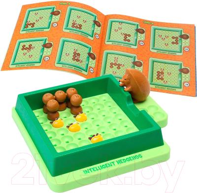 Настольная игра Mazari Умные ёжики / М-707-25