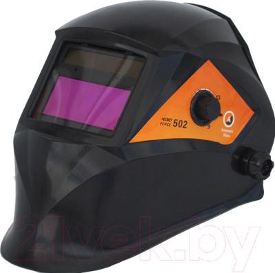 Сварочная маска Eland Helmet Force 502 (черный)