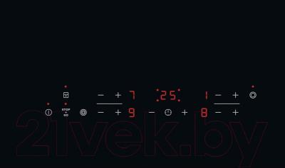 Электрическая варочная панель Electrolux CPE6433KX