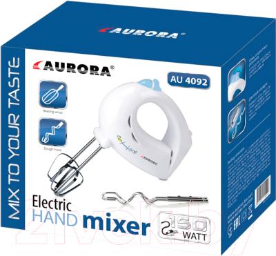 Миксер ручной Aurora AU4092