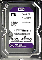 Жесткий диск Western Digital WD10PURZ Purple -