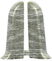 Заглушка для плинтуса Ideal Комфорт 210 Дуб пепельный (2шт) -