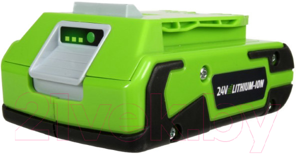 Купить Аккумулятор для электроинструмента Greenworks, G24B2 (2902707), Китай