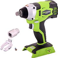 Аккумуляторный гайковерт Greenworks GD24IW DigiPro (3801507) -