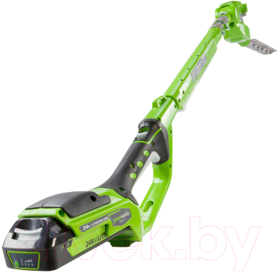 Кусторез Greenworks G24PH51 (2200207)