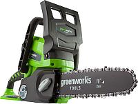 Электропила цепная Greenworks G24CS25 (2000007) -
