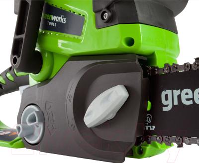 Электропила цепная Greenworks G24CS25 (2000007)