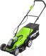 Газонокосилка электрическая Greenworks G40LM35 (2500067 / 2501907) -