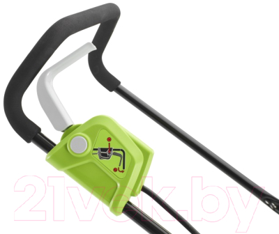 Газонокосилка электрическая Greenworks G40LM35K2 (2501907UA)