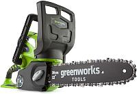 Электропила цепная Greenworks G40CS30 (20117) -