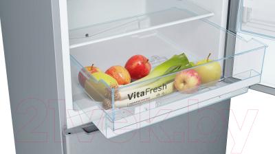 Холодильник с морозильником Bosch KGV39XL2AR