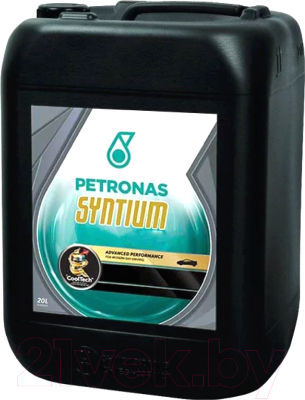 Моторное масло Petronas Syntium 800 EU 10W40 / 18021910 (20л)