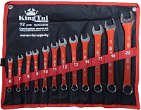 Набор ключей KingTul KT-3312K -