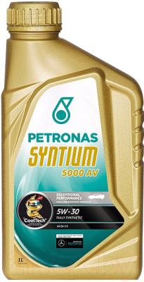 Моторное масло Petronas Syntium 5000 AV 5W30 / 18131619 (1л)