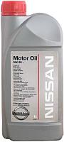Моторное масло Nissan 5W30 / KE90099933R (1л) -