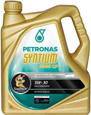 Моторное масло Petronas Syntium 5000 CP 5W30 / 18314019 (4л)