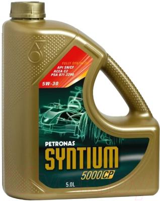 Моторное масло Petronas Syntium 5000 CP 5W30 / 18315019 (5л)