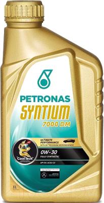Моторное масло Petronas Syntium 7000 DM 0W30 / 18341619 (1л)