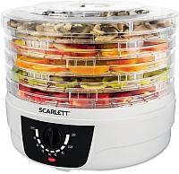 Сушка для овощей и фруктов Scarlett SC-FD421004 (белый) -