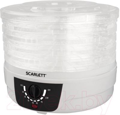 Сушка для овощей и фруктов Scarlett SC-FD421004 (белый)