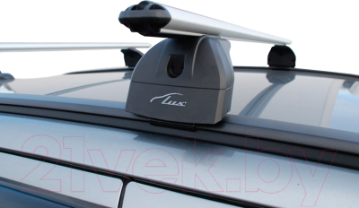 Багажник на рейлинги Lux 843584