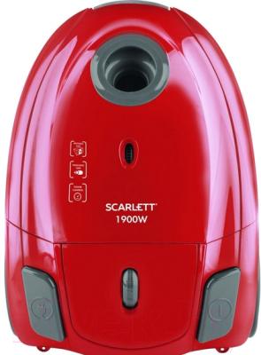 Пылесос Scarlett SC-VC80B95 (красный)