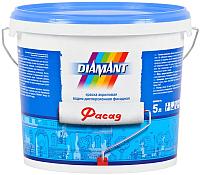 Краска Diamant Фасад (5л, белый) -