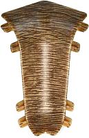 Уголок для плинтуса Ideal Комфорт 205 Дуб капучино (внутренний) -